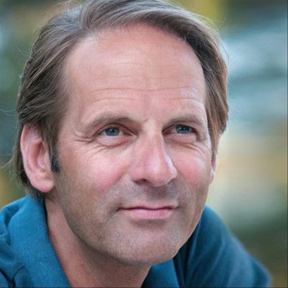 Portret Bart Siebelink