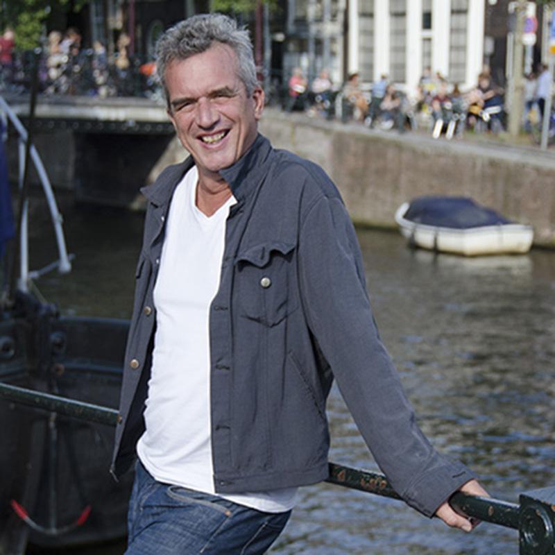 Portret Peter van der Meer - Speer fotografie