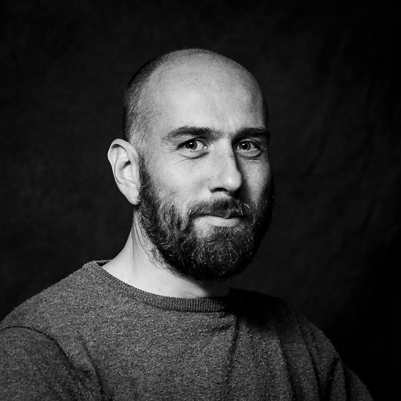 Portretfoto Erik Vroons