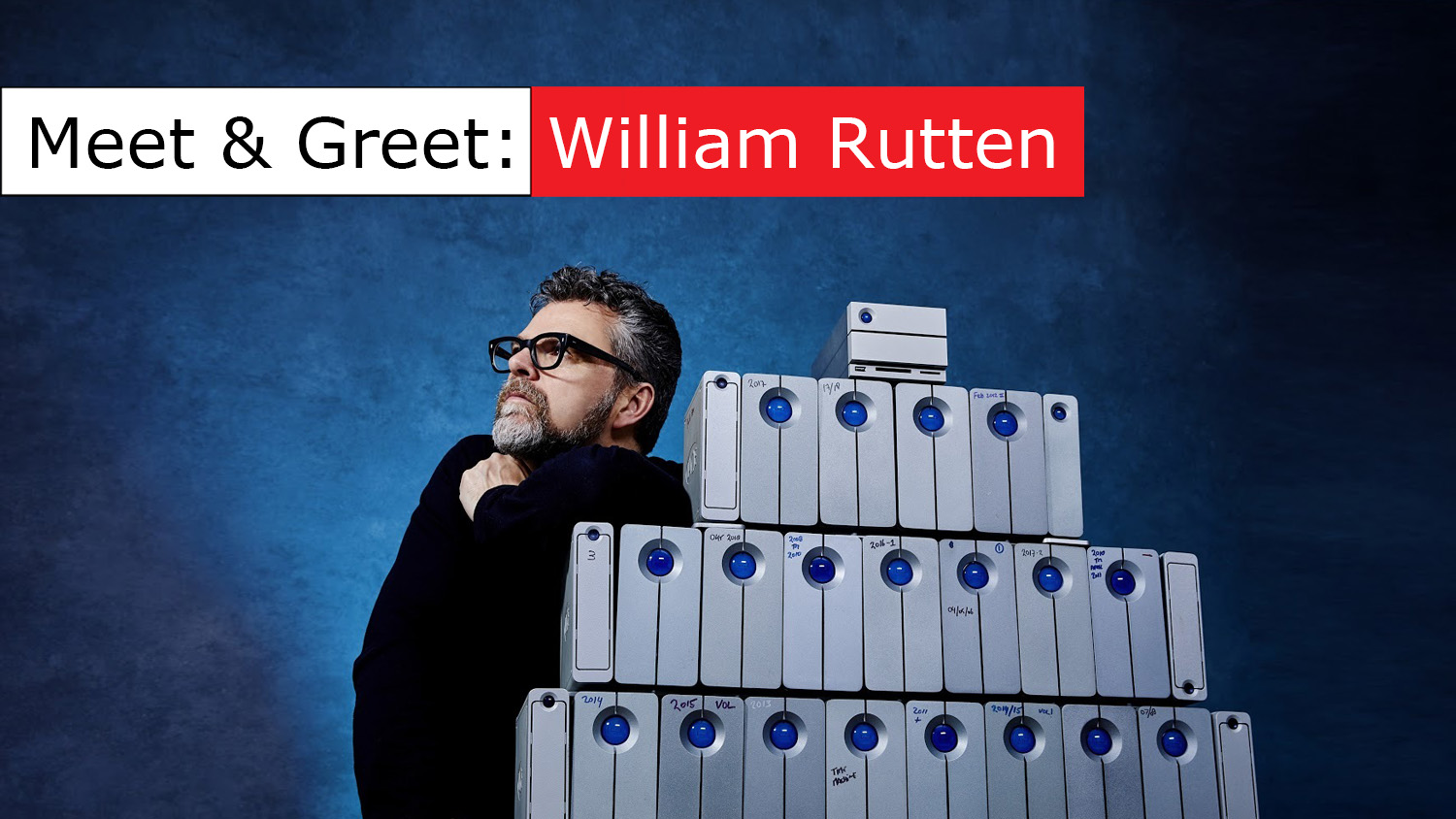 Photo020 Meet & Greet met William Rutten